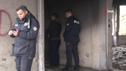 Metruk binada 14 yaşındaki kıza cinsel istismar esnasında yakalandı!