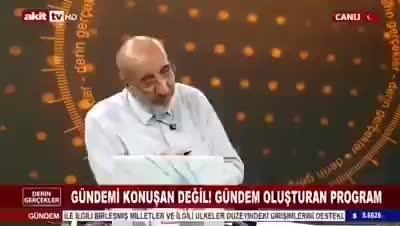 AKP'ye yakın AKİT yazarı Dilipak 'FETÖ'nün siyasi ayağını' ifşa etti