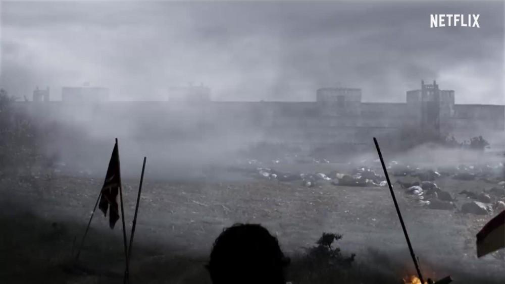 Netflix'in yeni dizisi 'Rise of Empires: Ottoman'ın fragmanı yayınlandı