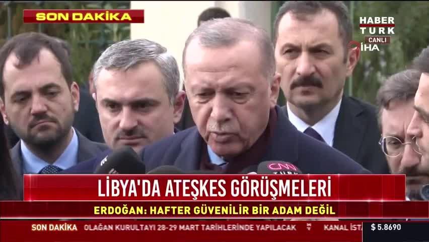 Erdoğan'dan Ekrem İmamoğlu'nun verdiği mektuba ilişkin açıklama