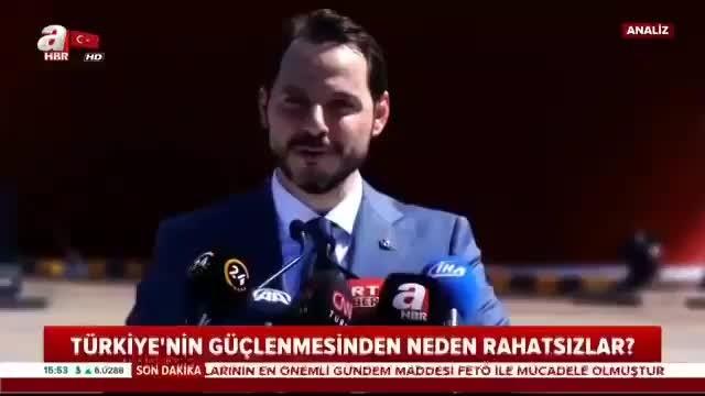 A Haberden Fenerbahçelileri kızdıran Berat Albayrak haberi