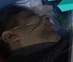 Bu nasıl gözaltı... Kimlik kontrolü ile başladı savaş alanına döndü... Hastanede yaşam mücadelesi