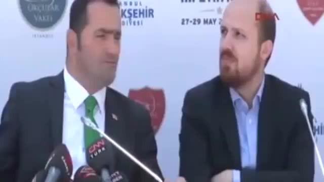AKP Beyoğlu adayından Bilal Erdoğan'a: Dönüşümden bir iki bina kalırsa bize!