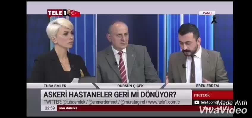 Eren Erdem'den Osman Gökçek'e kapak gibi cevap!