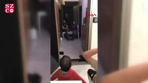 Sosyal medya doktor çiftin çocuklarıyla yaptığı bu görüşmeyi konuşuyor