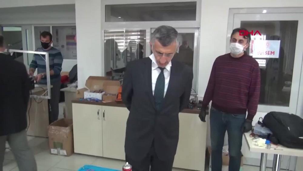 Zonguldak Valisi Bektaş; Mevcut sayılar tüylerimizi diken diken edecek seviyede, kimse rahat olmasın