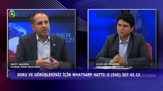Hüda-Pardan HDPye tarihi çağrı - -