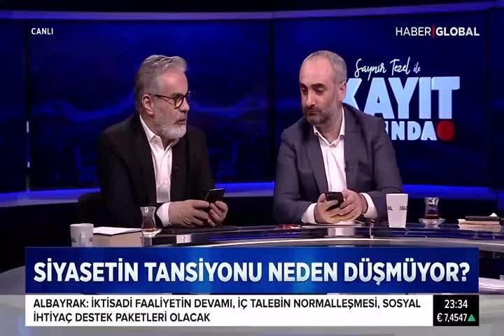 Süleyman Soylu canlı yayına mesaj gönderdi 'özel ekip kurduk'