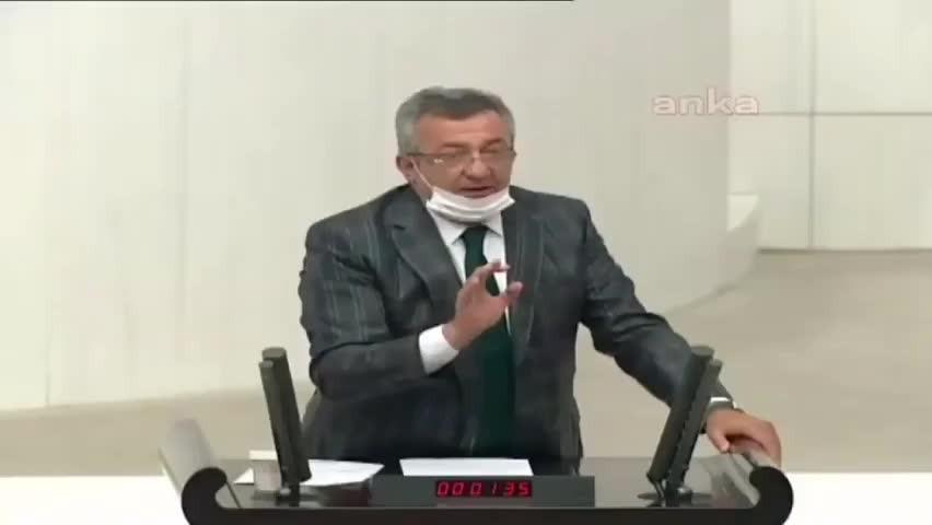 Meclis'te tansiyon yükseldi! AKP ve CHP arasında polis ve bekçi şiddeti tartışması