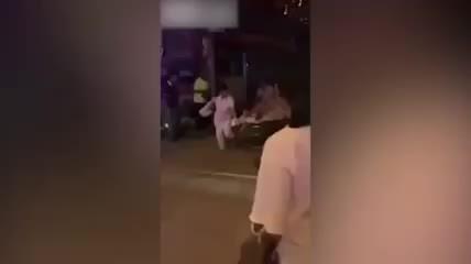 Köpeğin cinsel organı kadının vajinasına sıkıştı! Ambulansla hastaneye kaldırıldı!