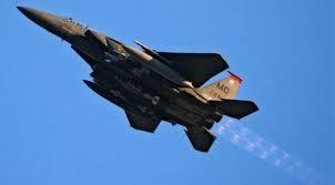 Havada panik: Amerikan F-15'i az kalsın yolcu uçağını düşürecekmiş