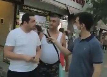 Tarihin en iyi Berat Albayrak taklidi