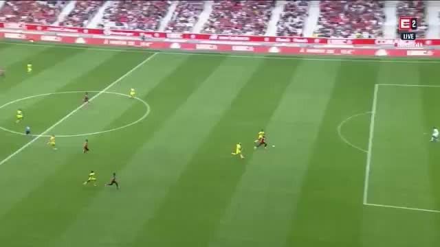 Yusuf Yazıcı siftah yaptı, Lille kazandı: 2-1 İşte Lille Nantes Maç Özeti izle