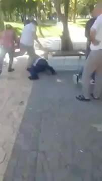 Gaziantep'de 10 yaşındaki yeğen'ine tecavüz eden amcaya meydan dayağı!