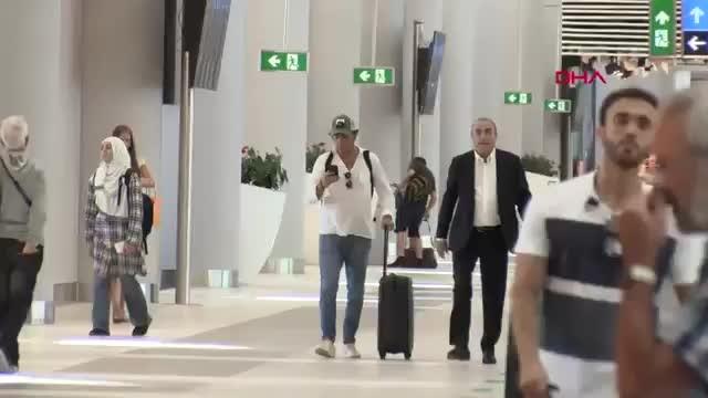 Ahmet Bulut ve Abdurrahim Albayrak, Radamel Falcao için Fransaya gitti