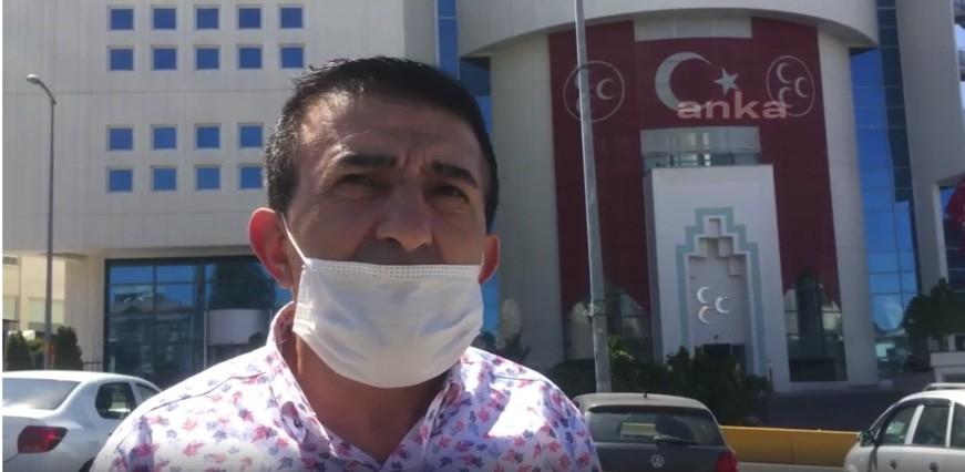 Diyarbakır'da MHP'lileri karıştıran tartışma