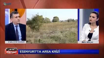 Esenyurt Belediye Başkanı Bozkurt: Kayyum atamak istiyorlar