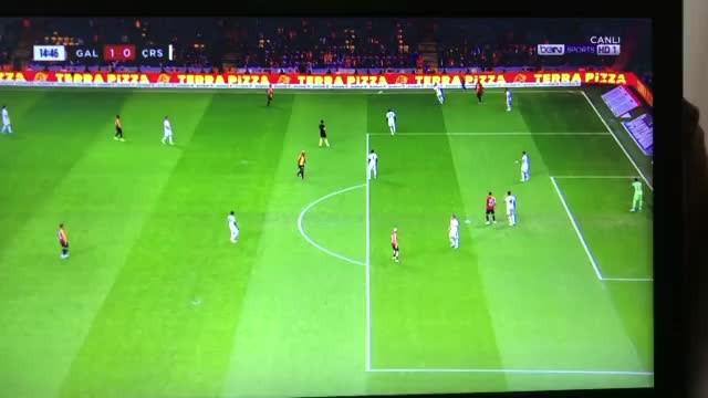 İşte Galatasaray'ın Çaykur Rizespor'a attığı goller