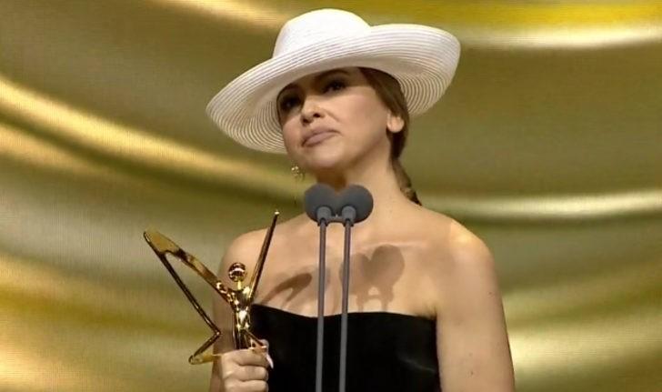 Hadise'nin Altın Kelebek konuşması olay oldu! 'Benim yerime bir erkek olsaydı...'