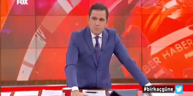 """Fatih Portakal: """"Korkuyorum! Başıma bir şey gelirse, sebebi yandaş medyanın internet siteleri, yazarları"""""""