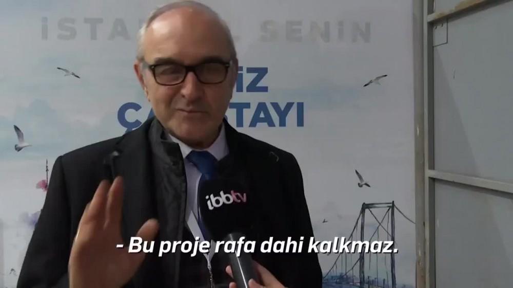 Prof. Dr. Cemal Saydam, eğer Kanal İstanbul yapılır ise...