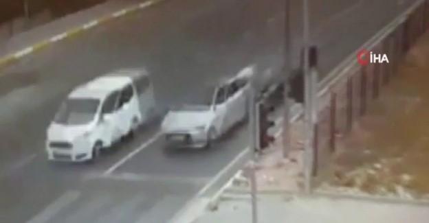 Öldürülen Çinli kadının kaçırıldığı kazaya ait görüntüler ortaya çıktı